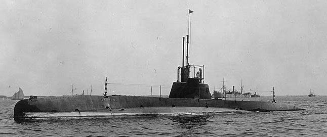 USS C-3 1909