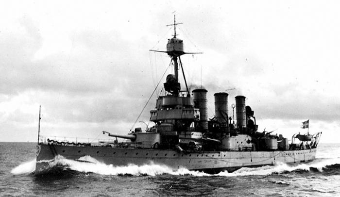 Oscar II in 1914