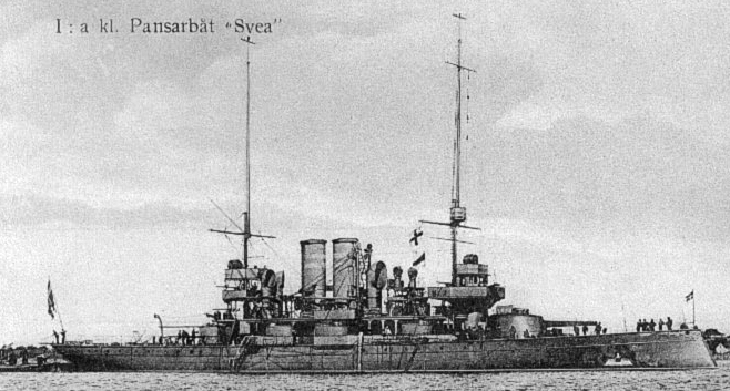 HMS Svea