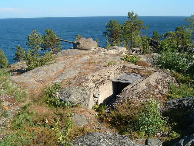 Hemsö Fortress