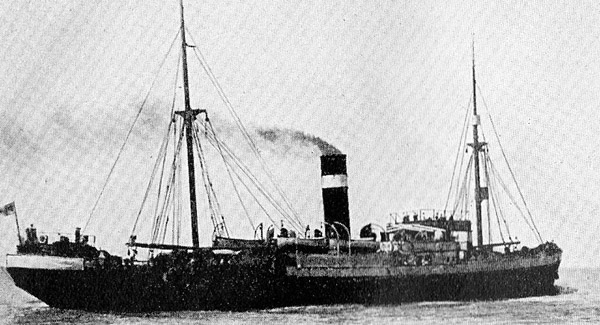SMS Meteor