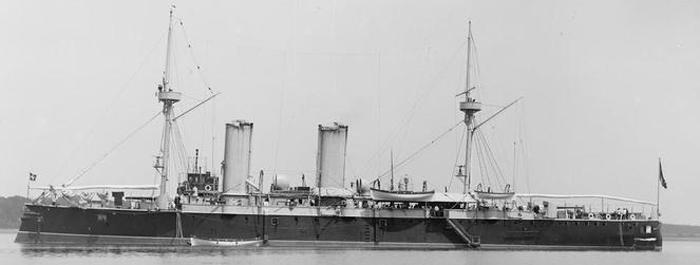 Etruria 1895