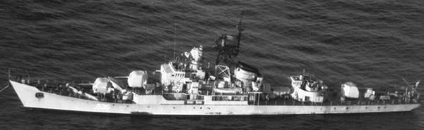 Riga class ASW frigates