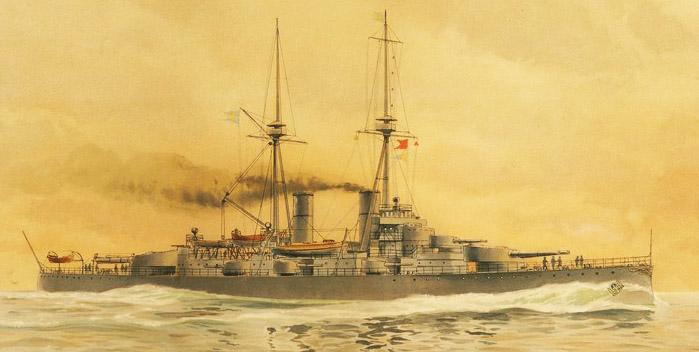 Sverige class (1916)