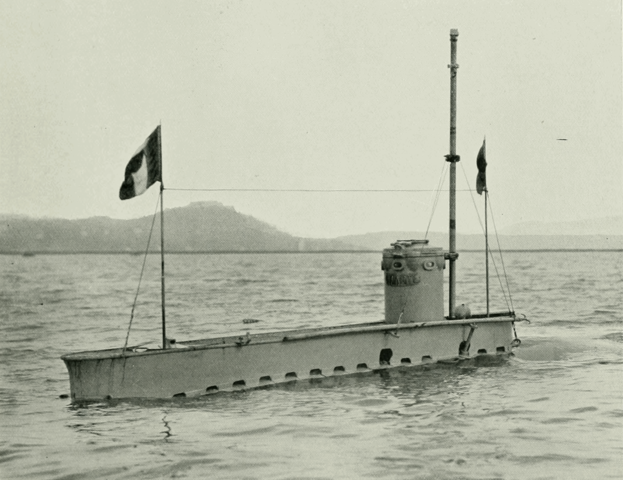 Submarine_Gymnote_Pages_Magazine_1902
