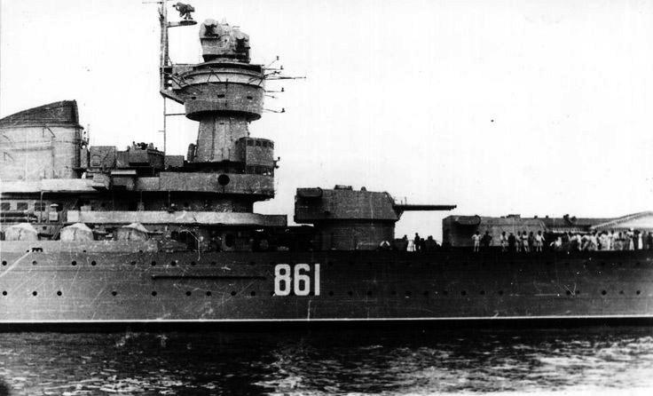 Detail of Sverdlov