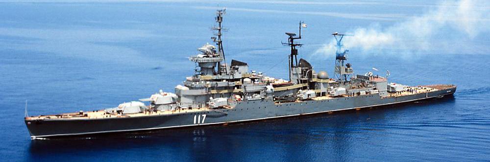 Sverdlov class color