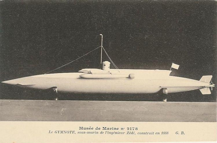 Gymnote model