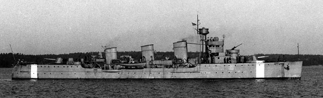 Clas Fleming in WW2