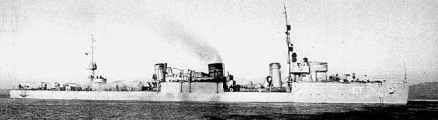 Destroyer Stalin 1919
