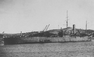 HMS Ark Royal 1914