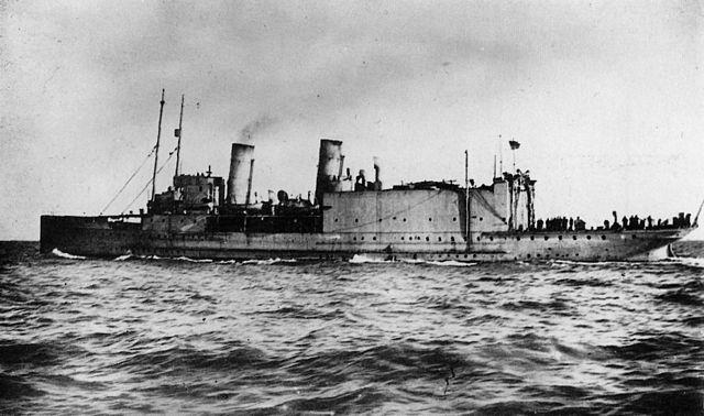HMS Vindex