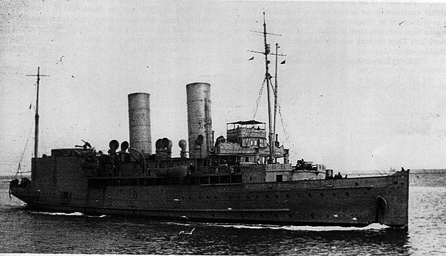 HMS Ben-My-Chree 1915