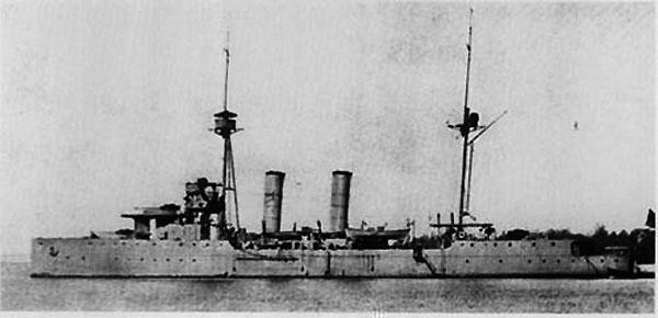 Clas Fleming in 1914