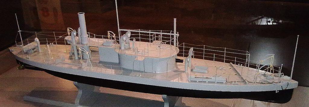 Hildur class model