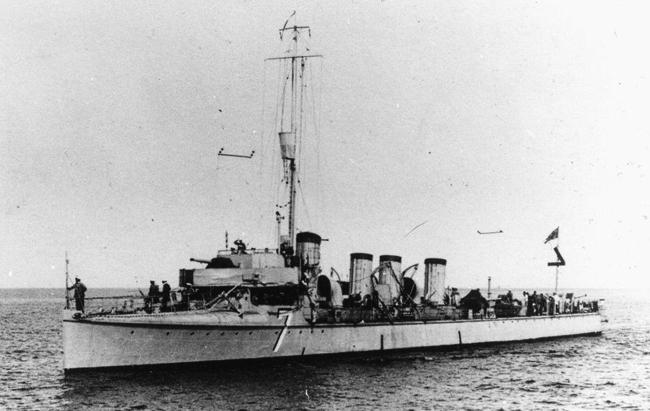 HMS Hugin 1926