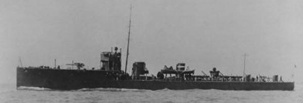 HMS Tigress