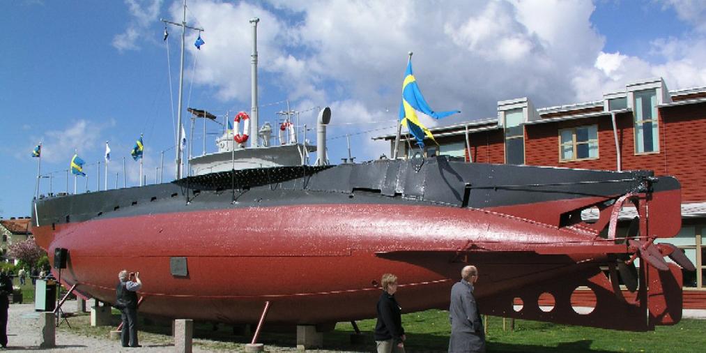 Hajen, as preserved