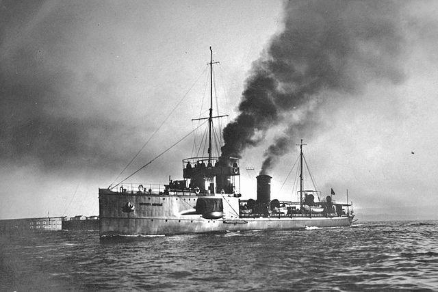 Leytnant Zatsarennyy 1906