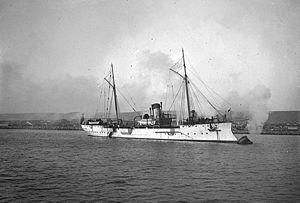 Gunboat Nadezha