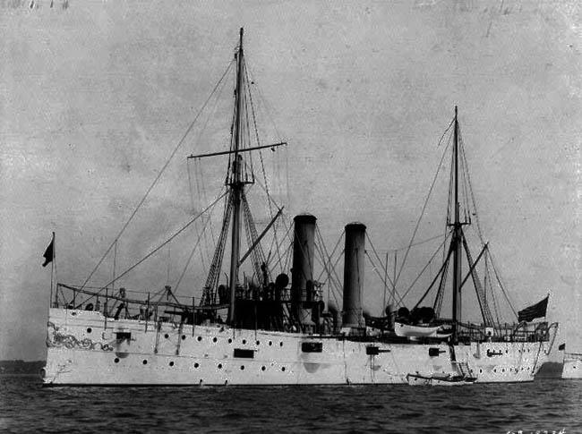 USS Montgomery, C9