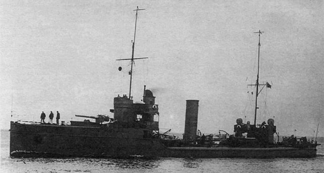 Ussurietz in 1905