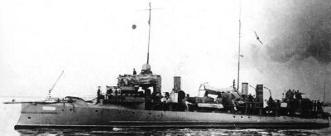 Letuchi, of the Lovki class