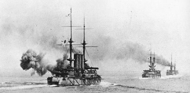 Battle of the Yellow sea IJN, squadron