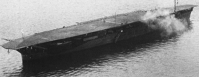 Hosho after 1944 refit