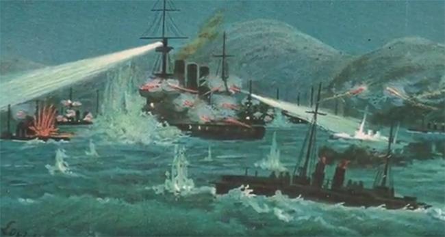 Port Arthur TB attack