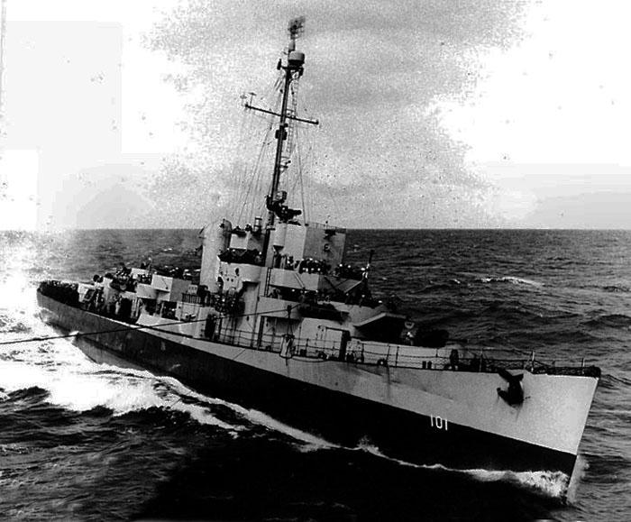 Babitonga ex USS Algiers