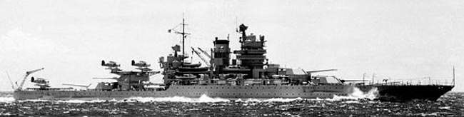 Mississippi after refit late 1930s