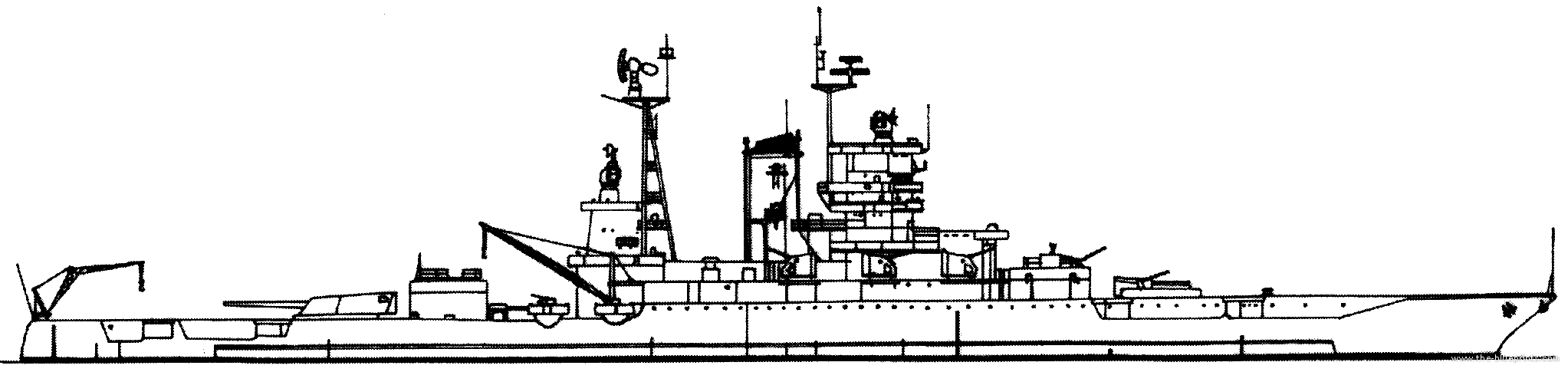 BB41 in 1949