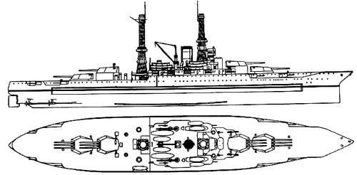 uss_bb_40_new_mexico_1919