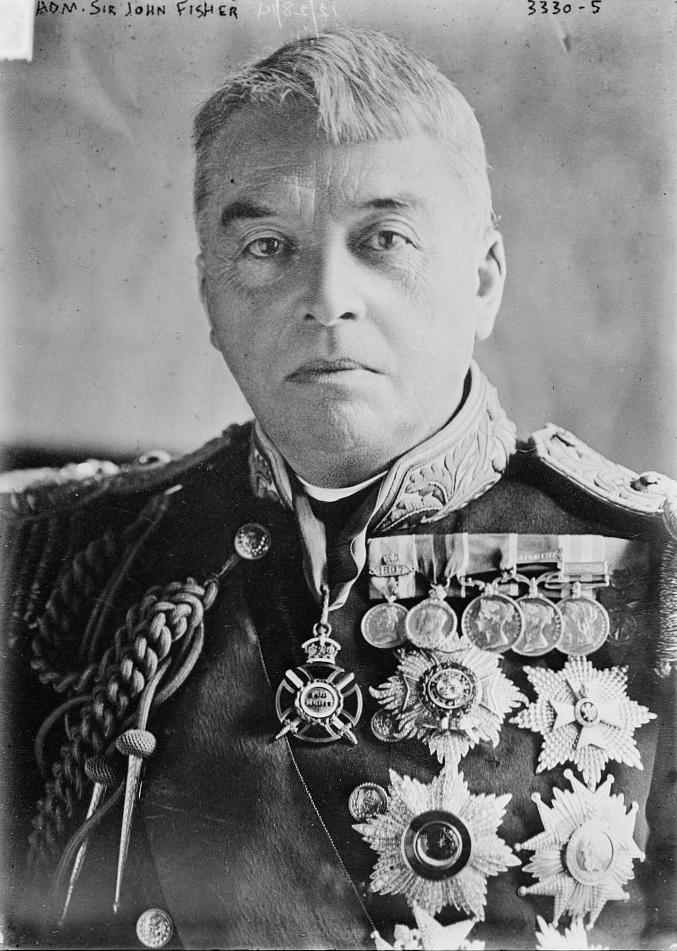 Admiral John Fisher