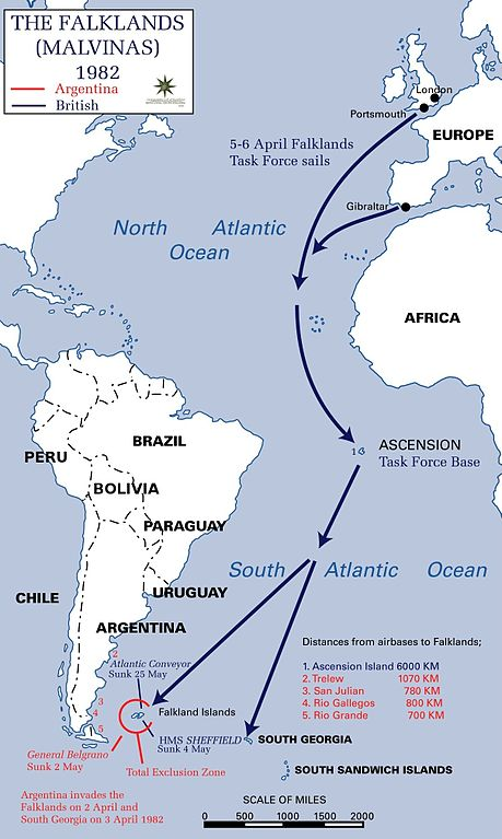 Falkland Campaign
