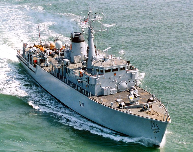 HMS Quorn Hunt-class