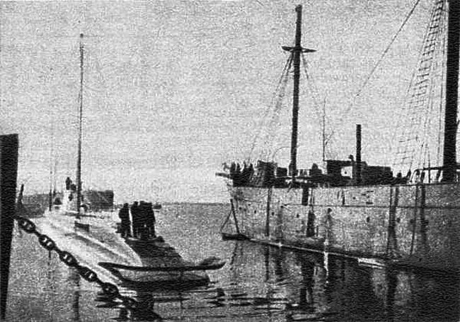 ORP Zbik and Lwow