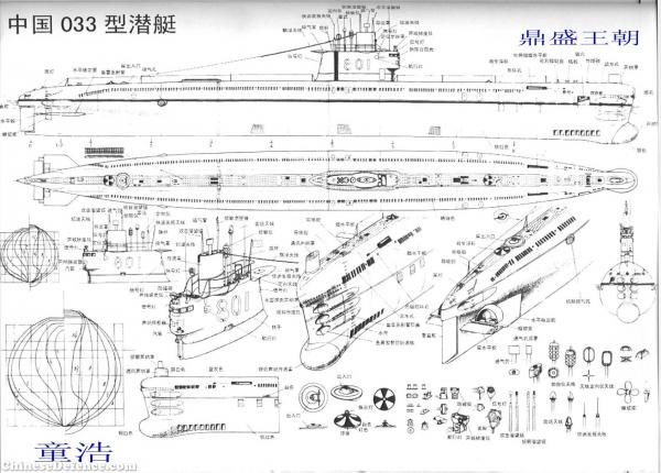 Chinese Type 033 Romeo