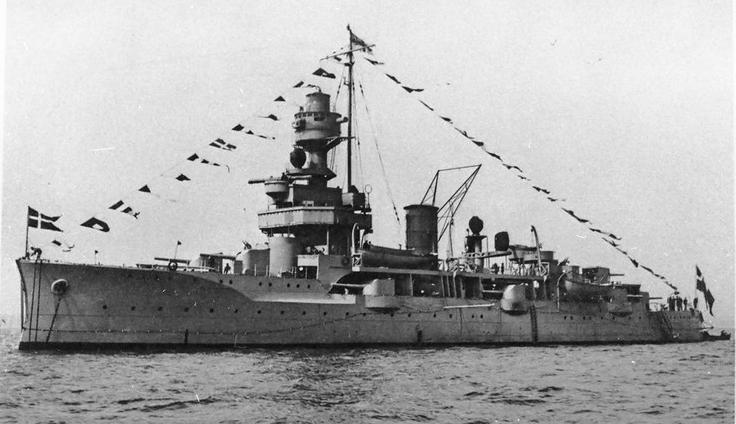 HDMS Niels Juel - Janes