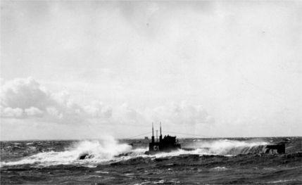 Submarine Rota