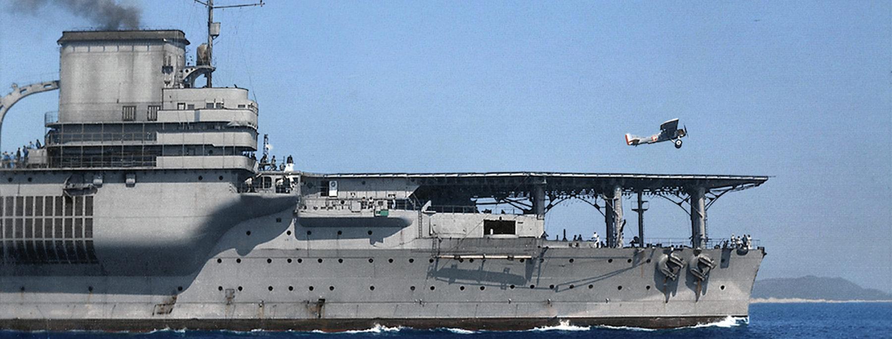 Aircraft Carrier Béarn