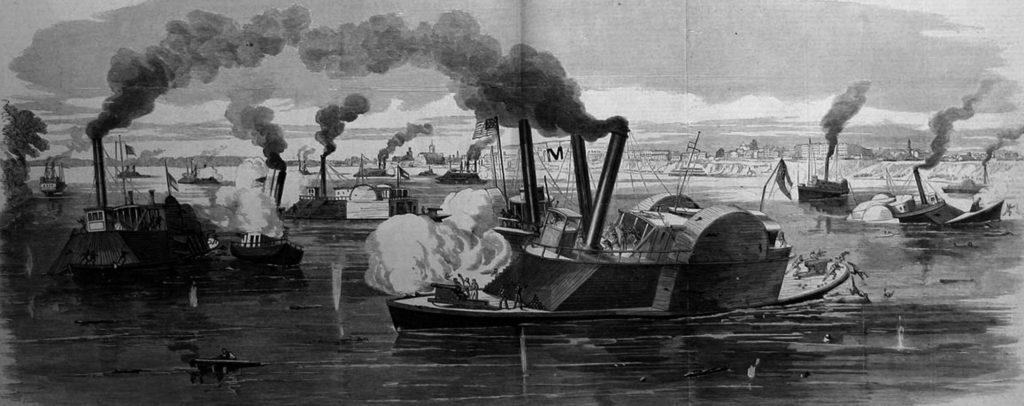 St James naval battle