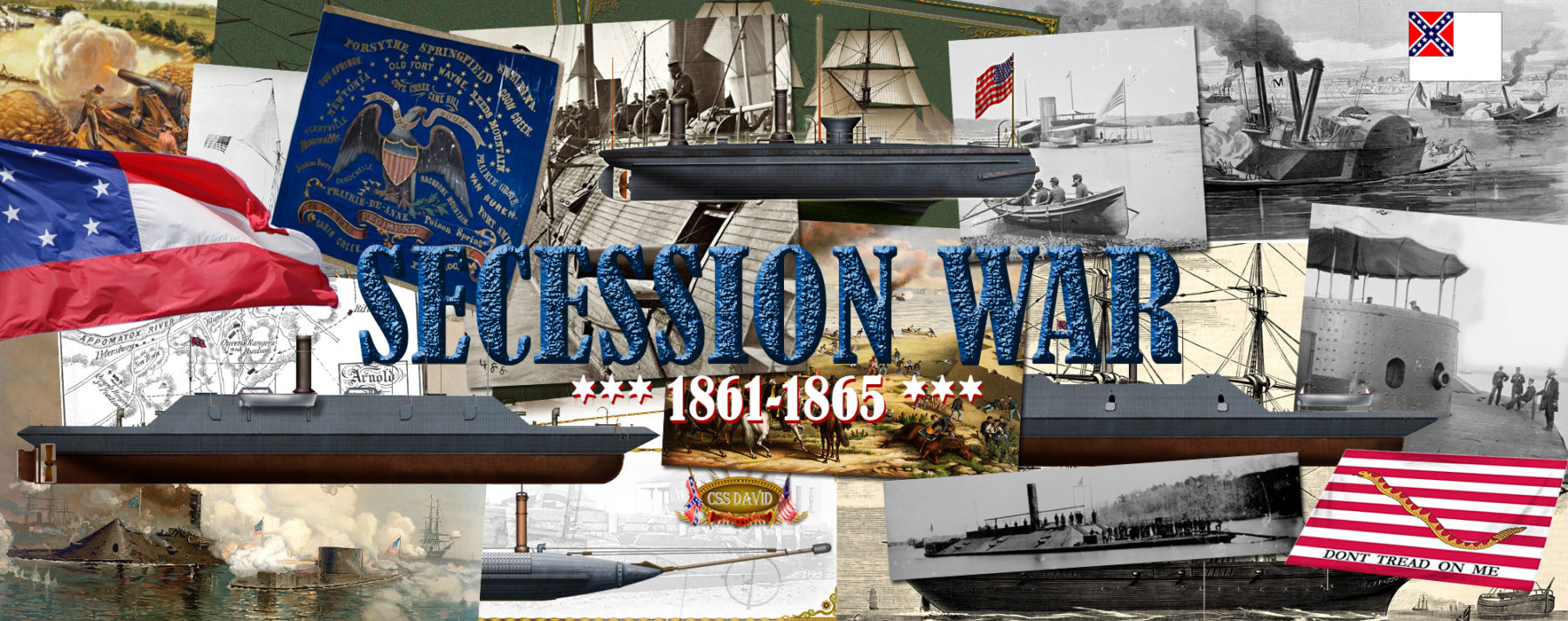 [New Page] The Secession War