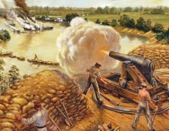 James river gunfight