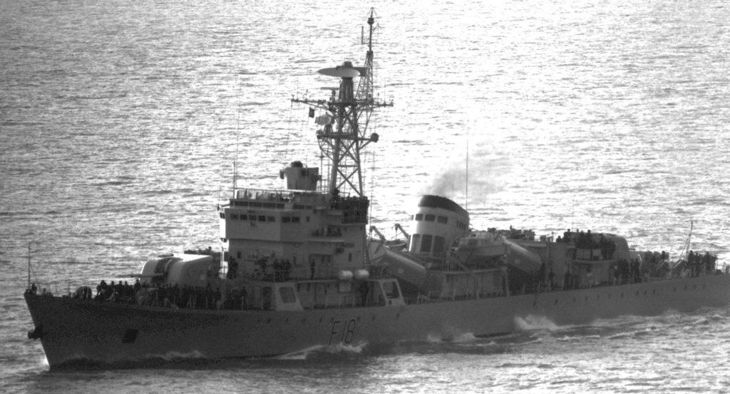 BNS Osman, Jianghu-II or Type 053H1 class