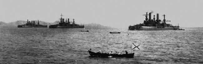 Battleships of the petropavlovsk class