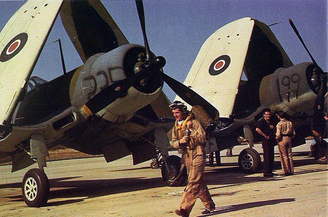 FAA Corsair Mk.I 1943