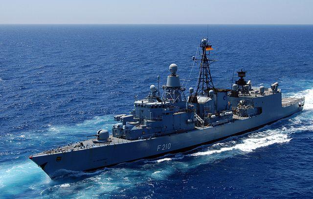 Bremen class frigates