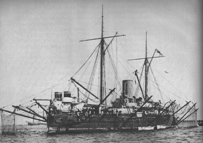 HMS Hotspur